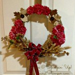 Festive Flurry Framelit Wreath