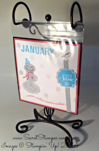 January Plaque
