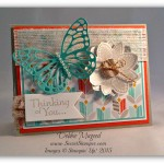 Petal Potpourri with Butterflies Thinlits for the Paper Players