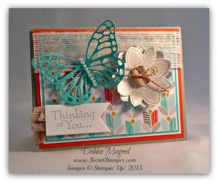 Petal Potpourri, Thoughts & Prayers, Butterfly Framelits