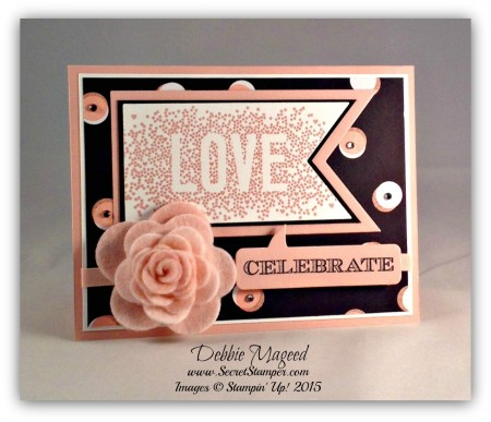 Seasonally Scattered, Holiday Invitation, Valentines