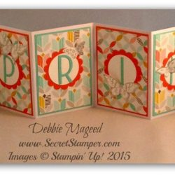By Debbie Mageed, Papillon Potpourri, Flower Shop, Paper Pumpkin, Best Year Ever, Banner, Stampin Up