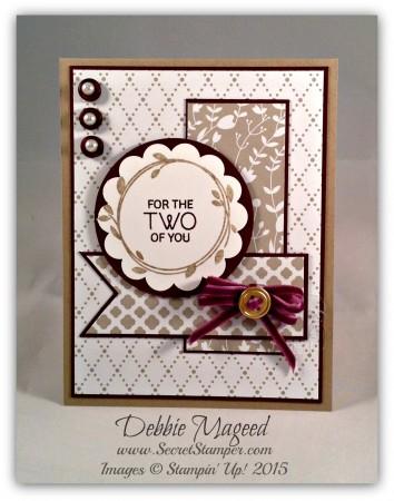 Your Perfect Day, Artisan Embellishment Kit, Something Borrowed