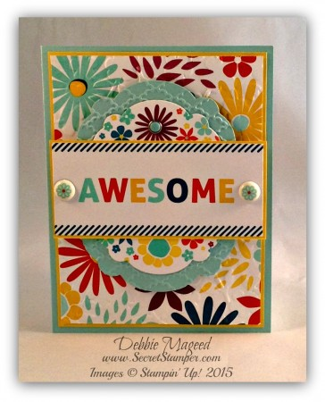 Project Life, Stampin' Up!, Sale-A-Bration