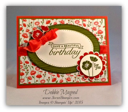 Birthday Blossoms, Best of Sale-A-Bration