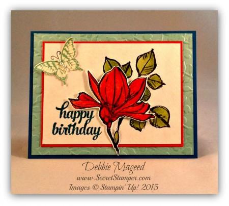 Remarkable You, Tin of Cards, Papillon Potpourri