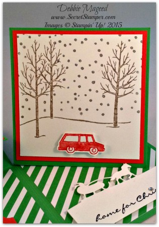 Festive Fireplace, Jingle All the Way, White Christmas, Sleigh Ride Edgelits, Right Panel