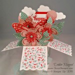 Botanical Card in a Box and Blog Candy Winner