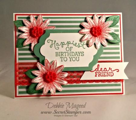 Grateful Bunch, Birthday Blooms