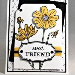 By Debbie Mageed, Helping Me Grow, Rose Garden Thinlits, Stampin Up
