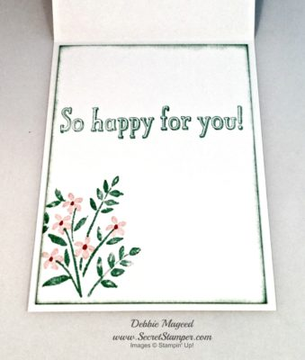 Hello Life, Teeny Tiny Wishes, Bravo, Number of Years, Flower Shop, Stampin Up