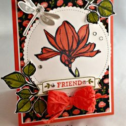 By Debbie Mageed, Remarkable You, Bloomin Love, Awesomely Artistic, Stampin Up