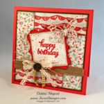A Grungy Tin of Cards Birthday for Remarkable You