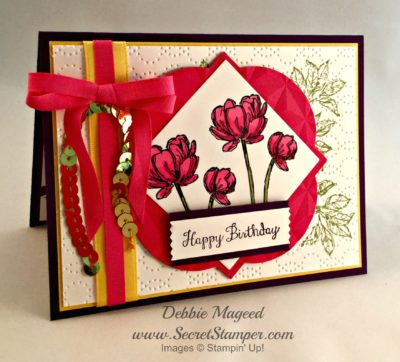 Bloom with Hope, Botanicals for You, Stampin Up