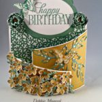 Happy Birthday Everyone is a Bendi Card for the Blog Hop