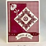 Stampin' Up! Paisleys & Posies All Occasion Card
