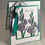 Stampin' Up Blooms & Wishes are a Wonderful Gift of Love