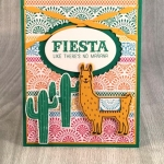 It's a Stampin' Up! Birthday Fiesta!
