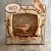 By Debbie Mageed, Best Birds, Home Decor, Spring, Stampin Up