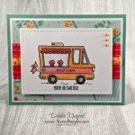 Oh, Don't You Want Sweet Treats from the Stampin' Up Tasty Trucks?!