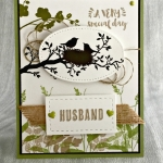 Guy Greetings with a Pop of Paradise in a Stampin' Up! World of Dreams