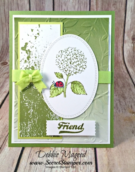 By Debbie Mageed, Best of Flowers, Lovely Inside & Out, Jar of Love, Sharing Sweet Thoughts, Easel, Color Theory, Stampin Up