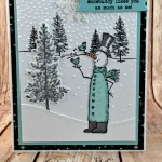Snow Much Fun and Lovely as a Tree for a Winter All Occasion Card