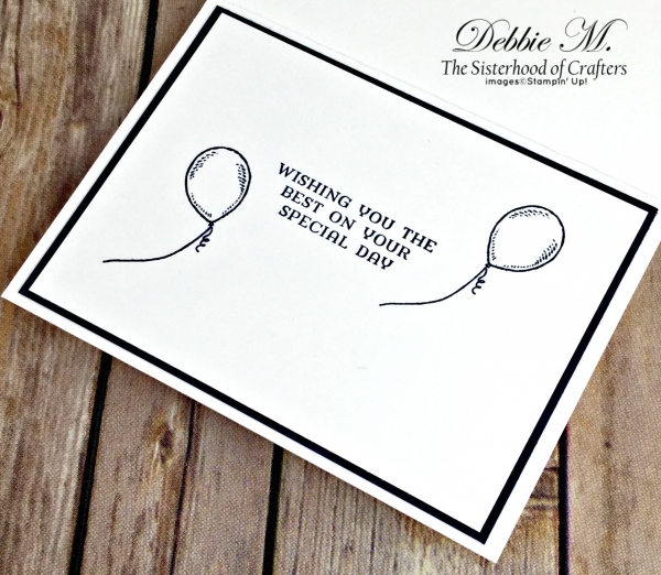 By Debbie Mageed, Birthday Delivery, Perennial Birthday, Masculine, Birthday Friends, Stampin Up