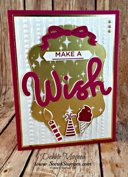 Celebrating Birthday Featuring #BroadwayBirthday, #Birthday, #StitchedSeasons, #BroadwayBound, #SecretsToStamping, #StampinUp