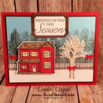 Fun and Easy Farmhouse Christmas Card