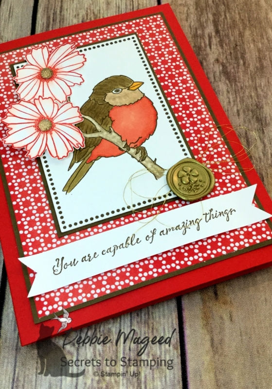 Bright and Summery All Occasion Card Features Better With You Stamp Set by Stampin' Up!