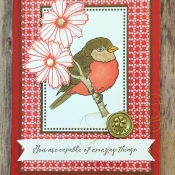 Bright and Summery All Occasion Card Features Better With You Stamp Set by Stampin