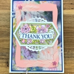 Believe You Can Thank You Card for Make My Monday 100 Challenge