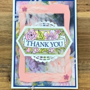 Thank You Card featuring Believe You Can Stamp Set by Stampin