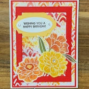 Band Together Birthday Card by Stampin
