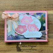 Floral Essence Card by Stampin