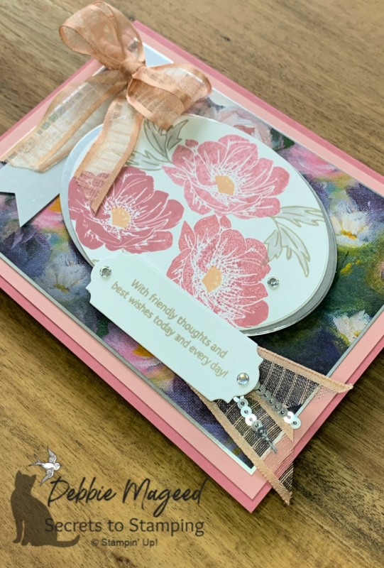 Floral Essence Card by Stampin' Up!