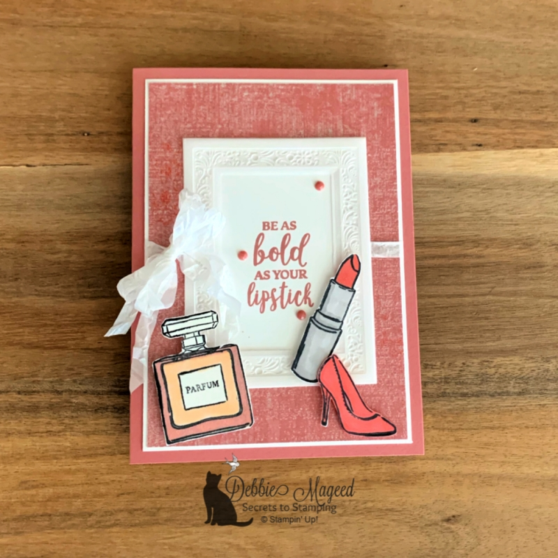 Dressed To Impress Stamp Set by Stampin Up!