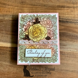 Breathtaking Bouquet Card by Stampin' Up!