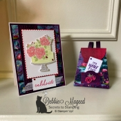 Happy Birthday To You & All Dressed Up Dies by Stampin