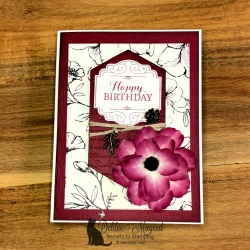 Layered With Kindness Card by Stampin' Up!
