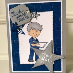 A Card for Healthcare Workers with Morning Star for Make My Monday