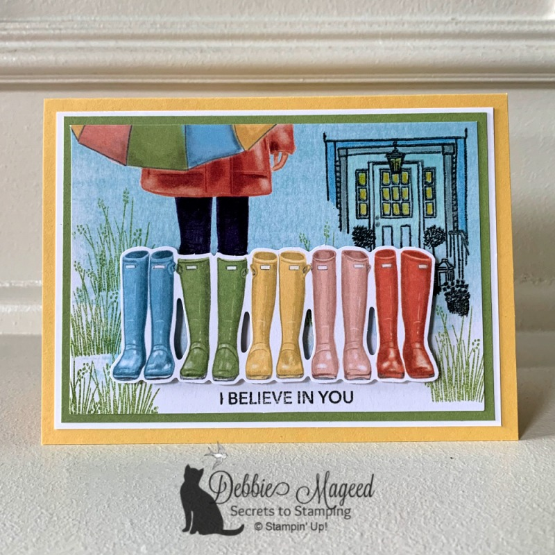 Paper Pumpkin March 2020 No Matter The Weather Kit by Stampin' Up!