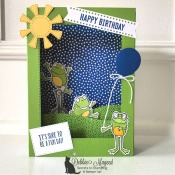 So Hoppy Together Stamp Set by Stampin