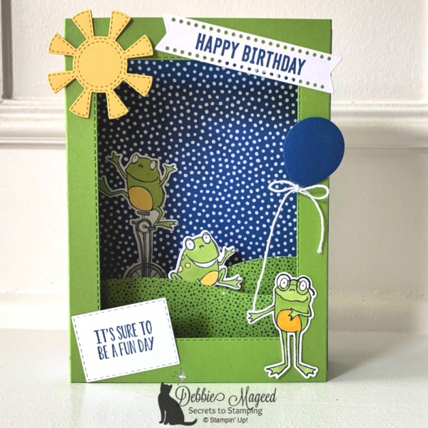 So Hoppy Together Stamp Set by Stampin' Up!