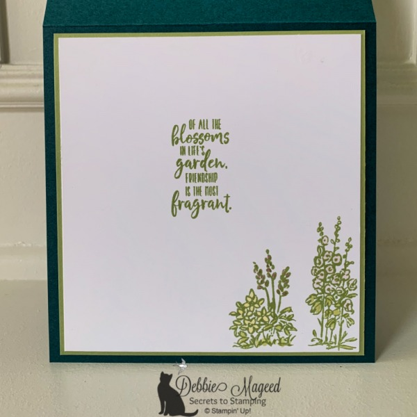 Fun Friendship Card Featuring Happy Tails by Stampin' Up!