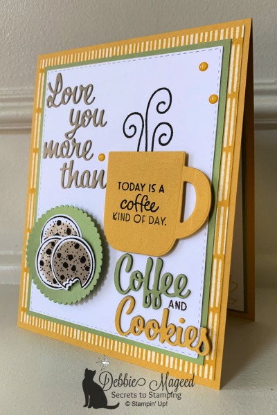 Fun Card Featuring Nothings Better Than Stamp Set by Stampin' Up!